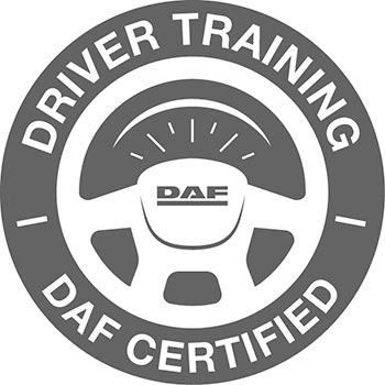 driver training daf certified